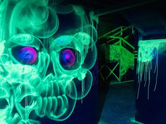 Lasertag Arena 10 indoorGAMES