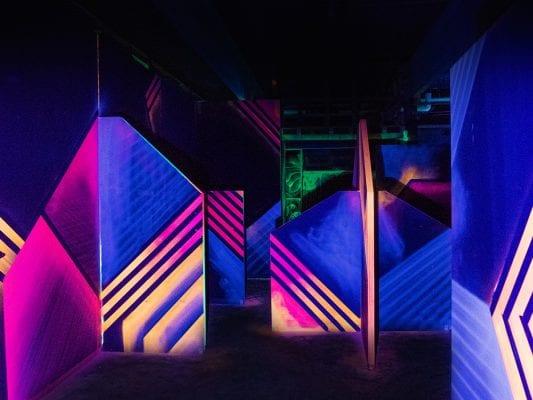Lasertag Arena 11 indoorGAMES