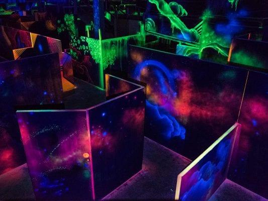 Lasertag Arena 4 indoorGAMES