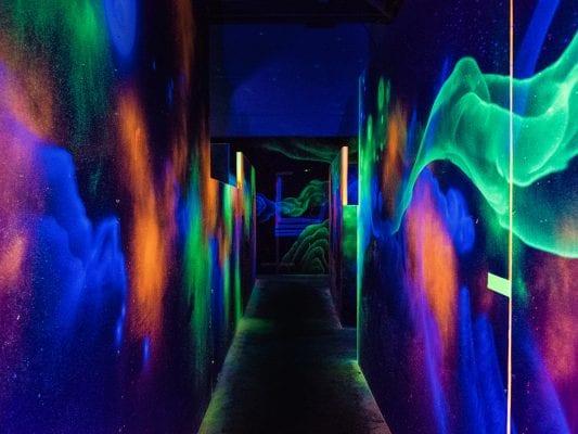 Lasertag Arena 8 indoorGAMES