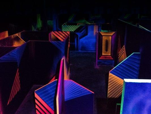Lasertag Arena 2 indoorGAMES
