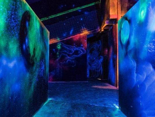Lasertag Arena 3 indoorGAMES