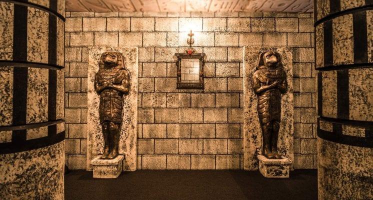 Pharao Escape Rooms indoorGAMES