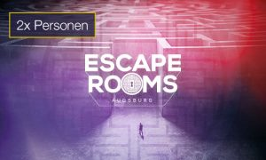 Escape Rooms 2 Personen Gutschein indoorGAMES