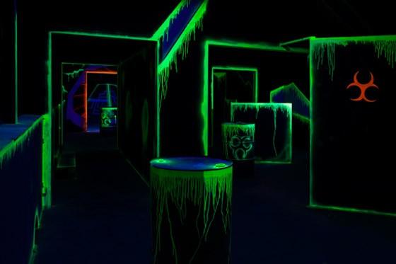 Lasertag Arena 1 indoorGAMES