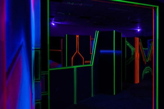 Lasertag Arena 5 indoorGAMES