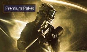 Paintball Premium Paket indoorGAMES