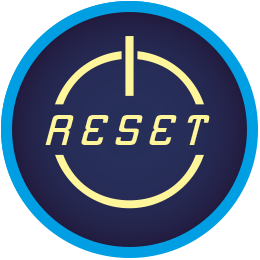 Icon Level 5 Reset indoorGAMES