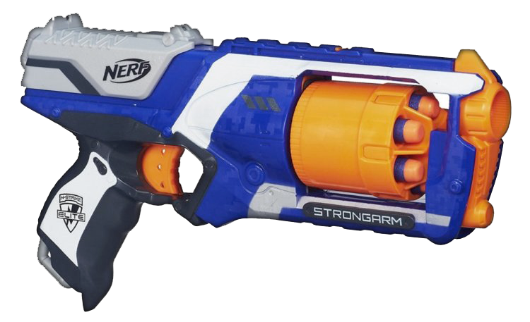 nerf blaster icon