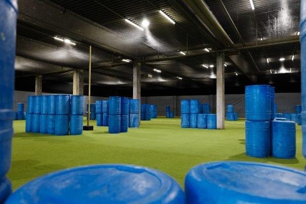 Paintball Anlage München IndoorGAMES
