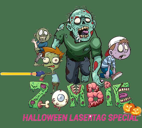 Zombie Lasertag 2018 indoorGAMES