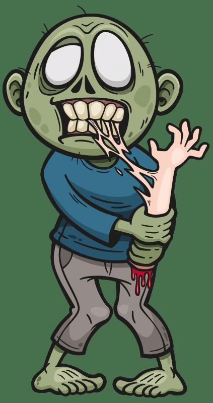 Zombie Lasertag 2018 indoorGAMES Figur 2