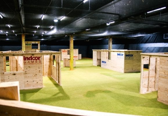 indoorGames München Paintball